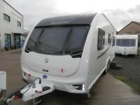 2016 (6 Berth) Swift Challenger 640 (NEW MODEL) Twin Axle Caravan ***£2000 OFF***
