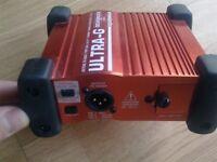 Behringer Ultra-G GI100 DI-BOX