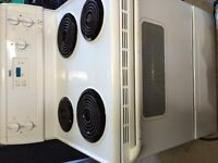 4 BURNER COIL TOP WITH CONVENTIONAL OVEN