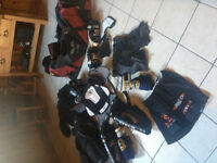 Men's Large Full Hockey Equipment