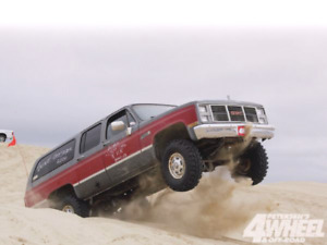 Looking for a 1973-1991 Suburban 4x4