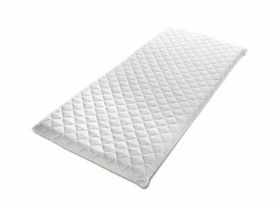 Alvi Beistellbett & Wiegen-Matratze HygienAir 40 x 80 cm (allergikergeeignet)