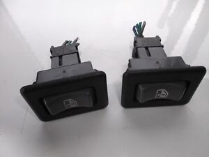 GMC Jimmy Blazer 1995-2005 Rear Window Switch LH/RH 15151466