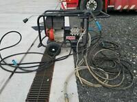 Cleanwell 3000 diesel pressure washer