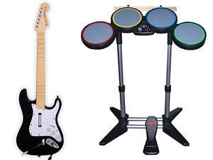 Rockband ps3 instruments-No Game