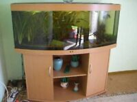 5 ft Juwel vision 450 marine tropical fish tank aquarium (delivery / installation)