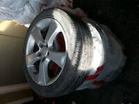 Mazda 3 sport GT wheels/tires