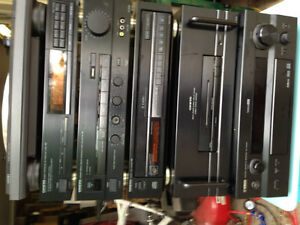 The complete ONKYO entertainment System