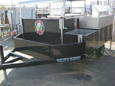 Bbq Catering Trailer