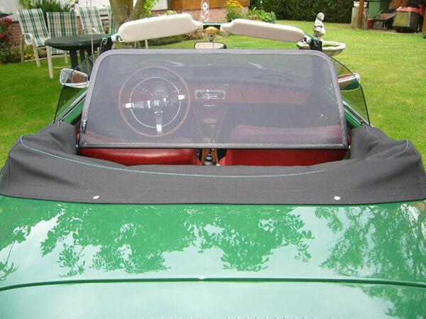 Volkswagen Karmann Ghia (eu) 1962-1969 Wind Deflector New