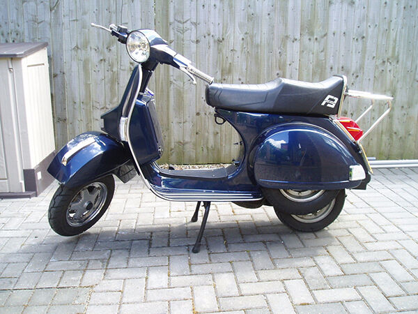 Vespa Scooter Buying Guide
