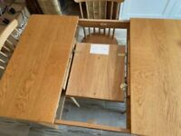 Wexford Square Extending Dining Table