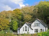 Holiday Cottage in Harlech, North Wales (Sleeps 10) - WINTER 2017 SPECIALS from £525