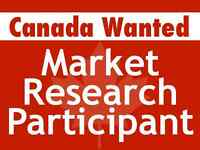 Online Market Research Participants Needed in Vancouver!