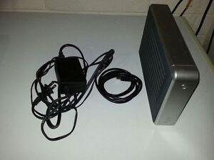WD 120GB external hard drive