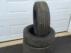 All season BFGoodrich tires 205/60/16