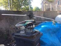 Kyosho nitro helicopter