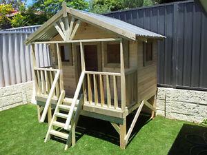 Cubby House - The Woodlands East Victoria Park Victoria Park Area Preview