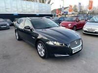 2013 Jaguar XF 2.2d [200] Luxury 5dr Auto ESTATE Diesel Automatic