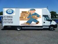 Any Time Short_Notice Removal Man and Fully Insured Vans From £15/H And Large Lorries Available