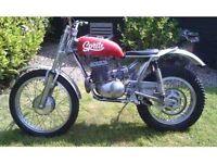 wanted trials bike bsa greeves beta james montesa honda tlr ty mono tyz rev3 rtl pre 65 twinshock