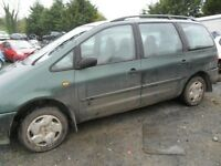 breaking for parts ford galaxy 1.9 diesel mk1