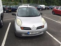 Nissan MICRA E, Hatchback, 3-door 998cc low insurence and tax