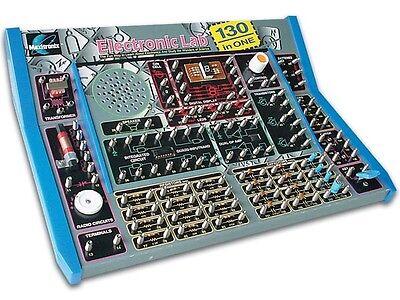 Velleman EL1301 130 IN 1 ELECTRONIC LAB KIT