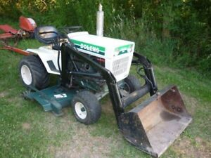 Looking for compact loader