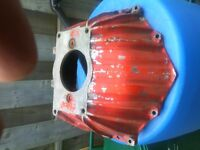 Chevy aluminum bellhousing
