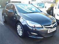 Vauxhall/Opel Astra 1.7CDTi 16v ecoFLEX ( s/s ) 2012 Tech Line SAT NAV