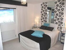 Cosy 2 Bed 2 Bath Apartment With Garden