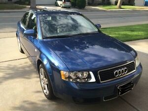 MUST SELL MY AUDI A4 2004 THIS WEEK