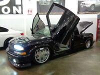 Chevrolet S-10 LOW RIDER XTREME 4.3L 2003