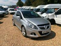 2008 Vauxhall Corsa 1.3 CDTi 16V Sportive Van CAR DERIVED VAN Diesel Manual