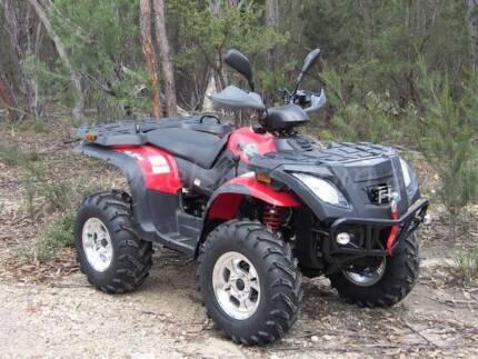 ELSTAR 400cc 4x4 AUTO ATV  BRISBANE ELSTAR QUAD DEALER