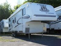 2005 Fleetwood Regal Model 30.5BHS- BUNK BEDS- PRICED REDUCED!