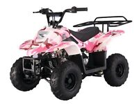 ATVS 110CC  NOW ON SALE WHILE SUPPLIES LAST !