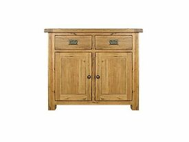 Oak sideboard Toulouse by Harveys
