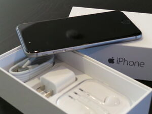 IPHONE 6 128GB FACTORY UNLOCKED !
