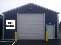 Looking for Industrial Unit, Warehouse - Up to 2500 sq ft within 15 mile radius - Bradford Area