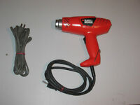 Black and Decker electric paint stripper, Brand New
