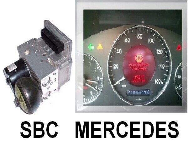 MERCEDES SBC PUMP