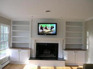TV installation on any wall LCD LED OR PLASMA TV sound systm mi