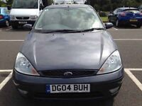 Ford Focus Ghia 1.8 TDCi Diesel 1 year MOT drives excellent 1 year MOt