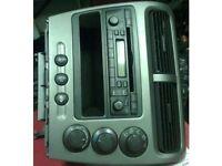 Honda Civic Car Stereo (2002)
