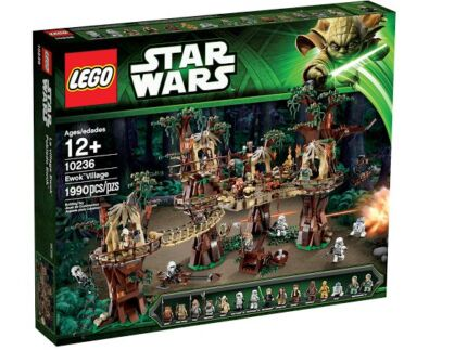 LEGO 10236 Ewok Village Set New in Box Bayswater North Maroondah Area Preview