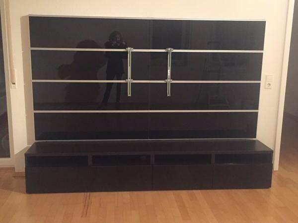 Ikea Framsta bargain ikea framsta tv unit with wall tv holder in southside