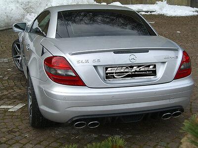 SLK R171 Heck Spoiler Rear Spoiler Trunk Lid auch AMG - Look  Mit Gutachten