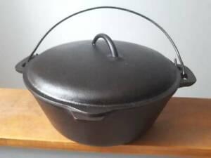 Vintage dutch oven Birmingham stove and range restored